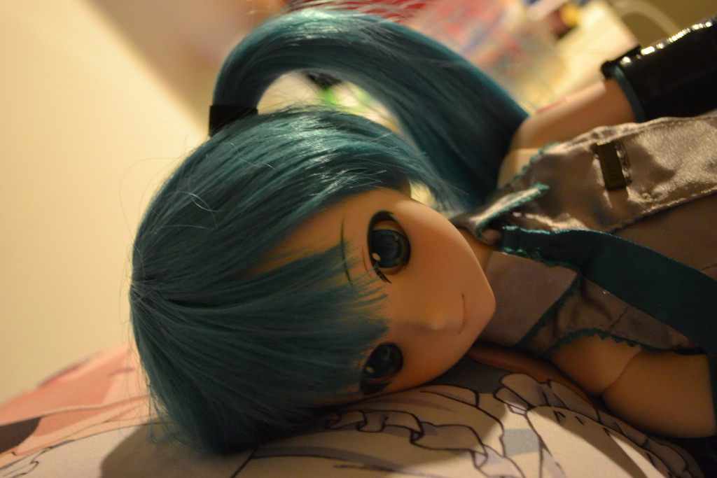 【微15禁】初音未來xDollfie Dream